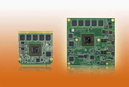 Congatec launches New Computer Modules offering yet greater performance per watt