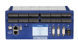 Expert Transient – The New Data Recorder for fault diagnostics from Delphin Technology AG