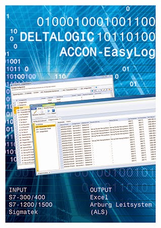 Deltalogic launched the latest version of the Accon-EasyLog Data Logger