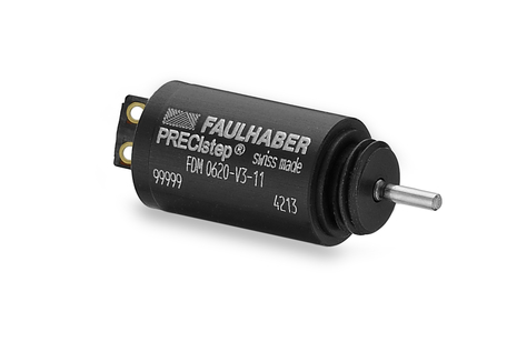 New Stepper Motors Series FDM0620 from Faulhaber