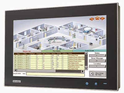 Advantech Launches 10-Finger Multi-touch Computer TPC-1581WP
