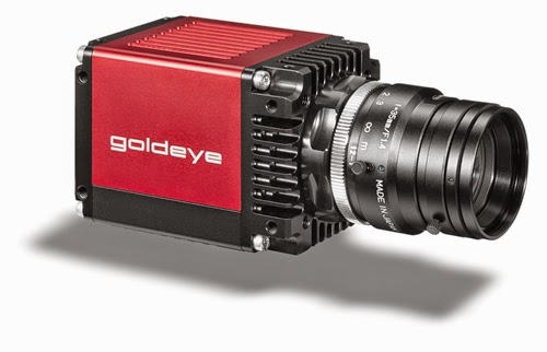 Allied Vision Technologies' New Goldeye Infrared Camera