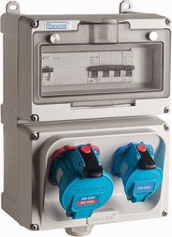Marechal Electric has launched a New Range of Industrial Electrical Combination Units