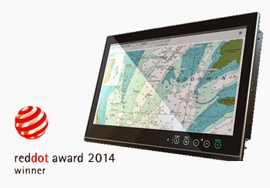 Moxa's MPC-2240 Marine Panel Computers Win 2014 Red Dot Product Design Award