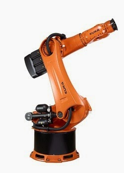 KR FORTEC - The new heavy-duty Robot series from KUKA