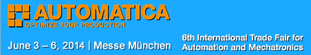 Automatica Germany 2014