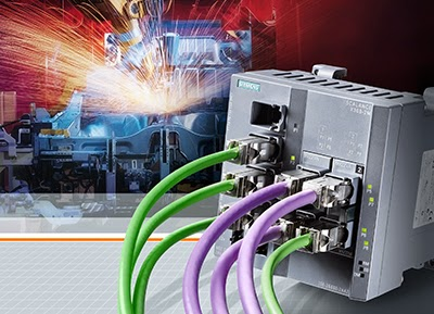 New MM992-2VD Media Module from Siemens enables Ethernet via two-wire cabling for new and existing systems