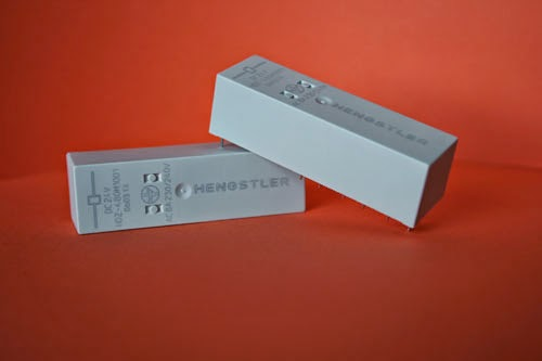 New Hengstler 6-contact safety relay H-480