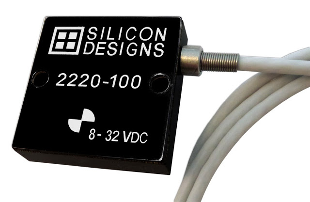 Silicon Designs Announces Enhanced Bias and Scale Factor Over Temperature Performance for Low-Mass MEMS DC Response Accelerometers