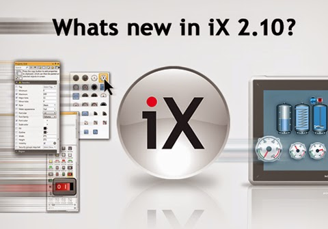 Beijer Electronics' New iX HMI software version 2.10 – smarter, faster and safer