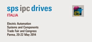 SPS IPC DRIVES Italy 2014