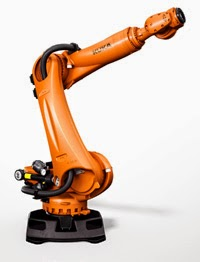 KUKA Robot receives prestigious industrial design award