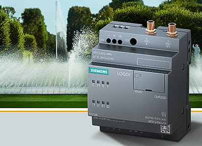 Siemens' Remote Control and Monitoring of a Logic Module via SMS
