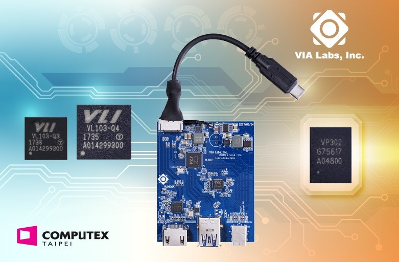 VIA Labs Announces Immediate Availability of USB-IF Certified Power Delivery 3.0 Silicon