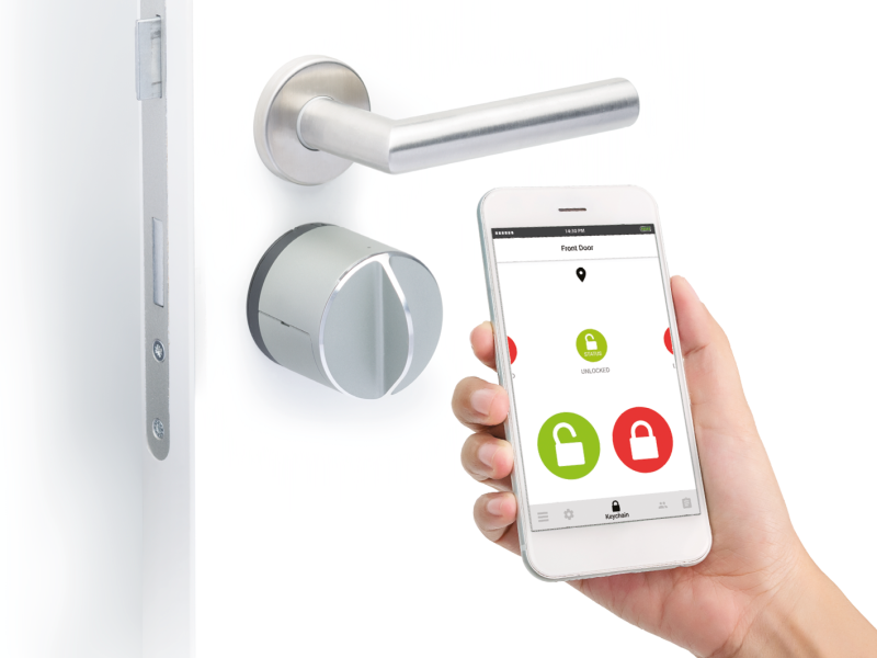 Danalock V3 is First Retrofit HomeKit-Compatible Smart Lock Available in Europe