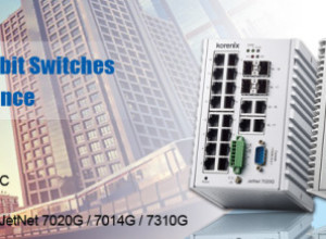 Korenix Launches a Series of Industrial Ethernet Gigabit Switches for SMART City Applications