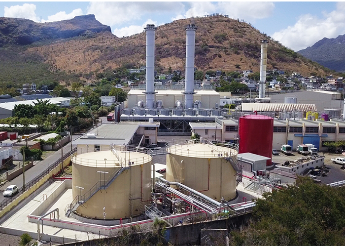 Gateways help transfer data to Mauritius power plant's control system
