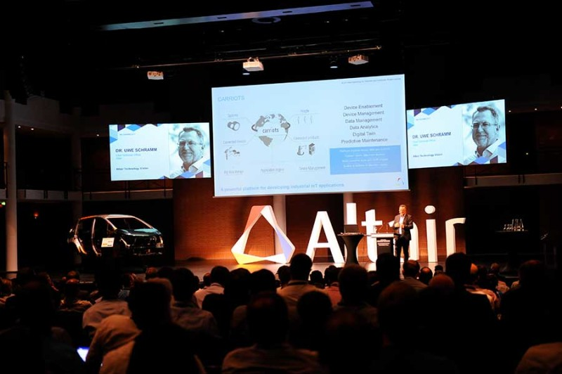 World-Class Speakers, Premier Presentations - 2018 Global Altair Technology Conference Keynotes and Agenda Announced