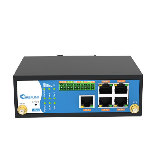 Ursalink Announces the Official Launch of Industrial Cellular Router UR7X Series