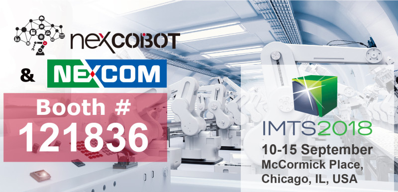 NexCOBOT Makes Its Debut at IMTS Co-located Show Hannover Messe USA
