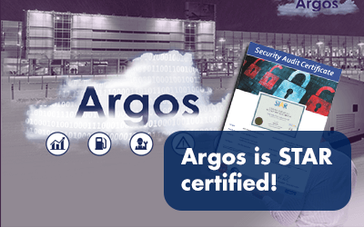 HMS Industrial Networks AB, eWON® Argos is now ISECOM STAR Security Certified