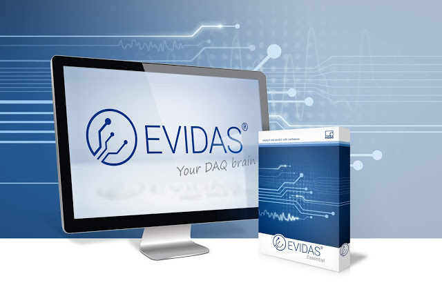 HBM's New Data Acquisition Software EVIDAS