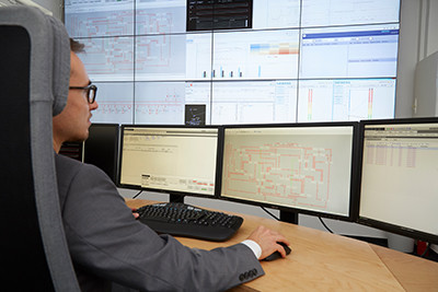 Siemens presents the Control Center of the future
