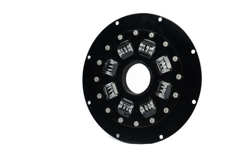 Spring couplings from TCP enable optimum weight distribution