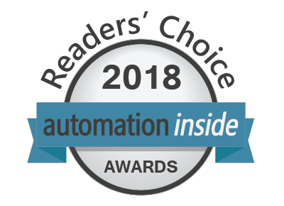 Automation Inside Readers' Choice Awards 2018 - Winners have been announced!