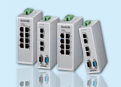 Korenix Launches New Industrial Fieldbus Gateway Product Line JetLink series to connect different protocol efficiently
