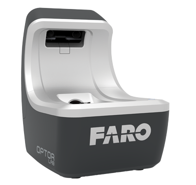 FARO® Announces Optor™ Series 3DScanners for Digital Dentistry