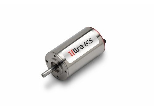 Portescap's New 35ECS Ultra EC Brushless Motor - Ultra High Speed in a Compact Package