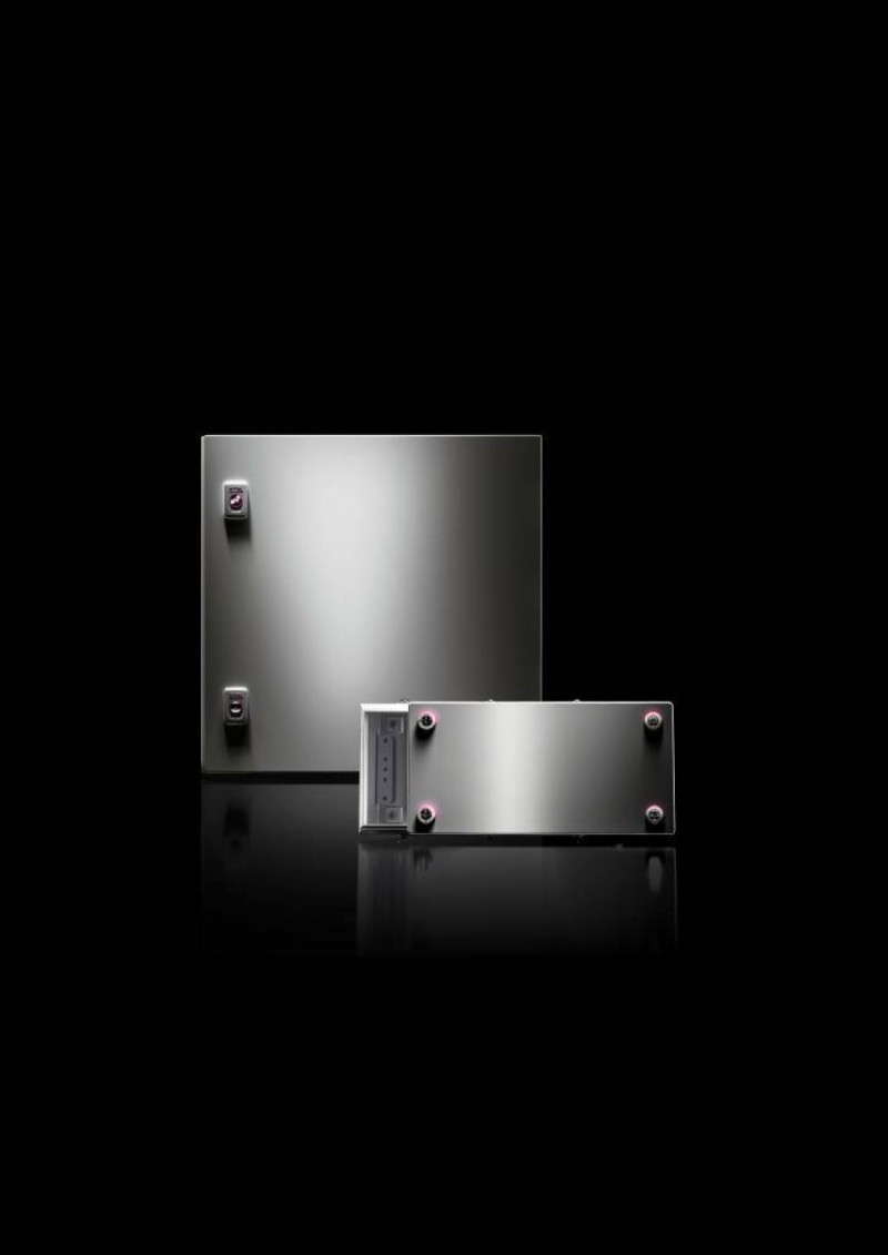 Rittal unveils new AX and KX enclosure ranges: Reengineered for Industry 4.0
