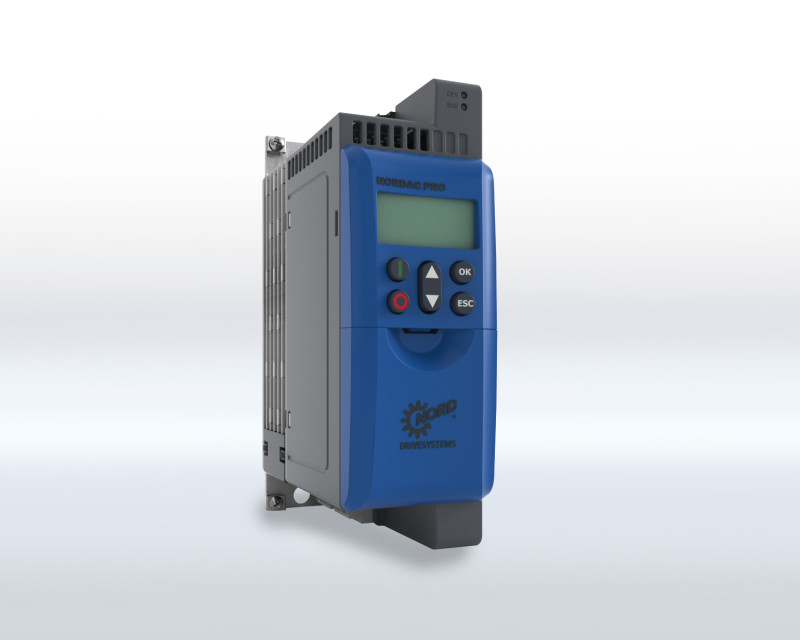 New Frequency Inverter from NORD: Versatile, Networked, Powerful
