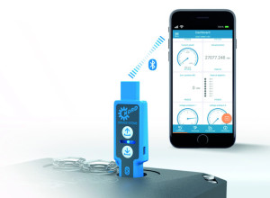 New Product from NORD DRIVESYSTEMS: Service with APP