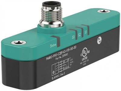 Pepperl+Fuchs' Inductive Positioning System PMI F90 is Ready for Industry 4.0