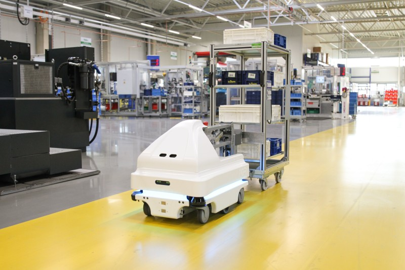 "Mobile Industrial Robots (MiR) Launches MiR Finance –  a ""Robot as a Service"" (RaaS) Leasing Program"