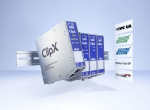 ClipX Signal Conditioner Provides an Integrated OPC UA Server and Connection to the Cloud