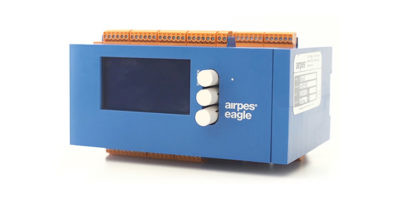 Airpes Presents Eagle Black Box Crane Monitoring System