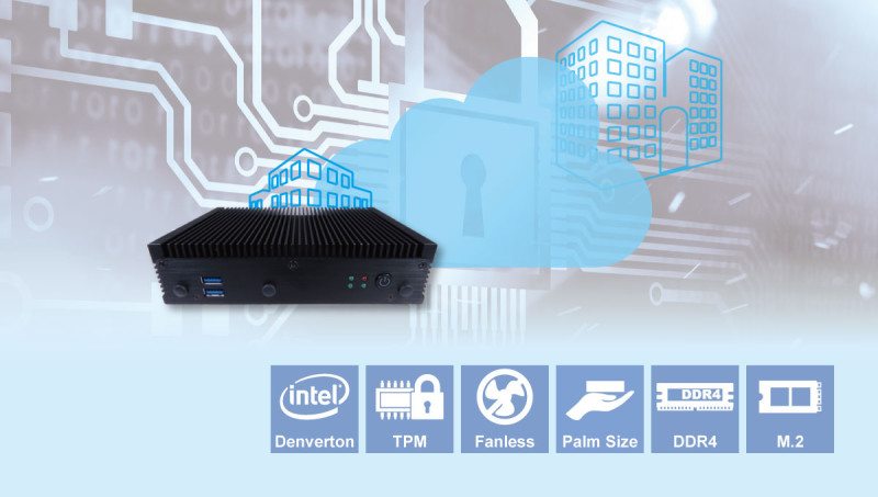 Quanmax NWA-400 Series: Network Security Appliance with Intel® Denverton Processor