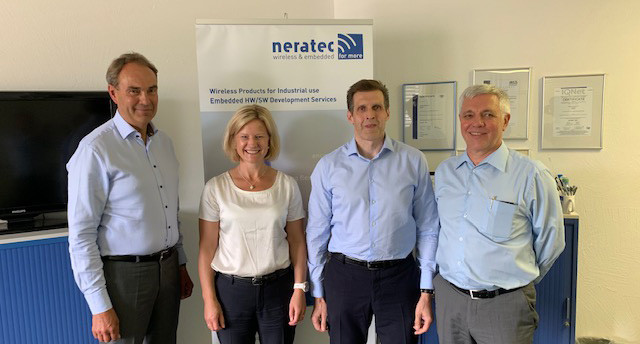 Westermo acquires the Swiss company Neratec