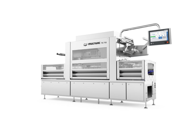 MULTIVAC expands its X-line portfolio with the addition of a new Traysealer