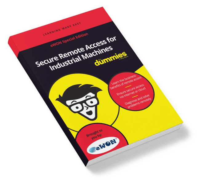 Secure Remote Access for Industrial Machines 'for Dummies'