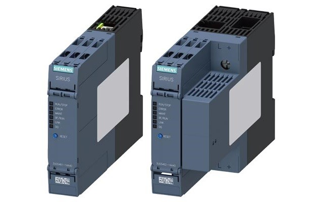 Siemens SIRIUS 3UG546: Multi-functional load monitoring relay for DC applications