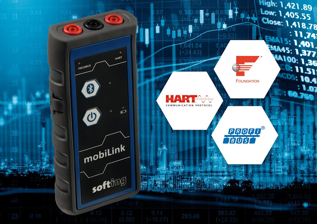 Softing introduces a mobile, multiprotocol interface for field device configuration