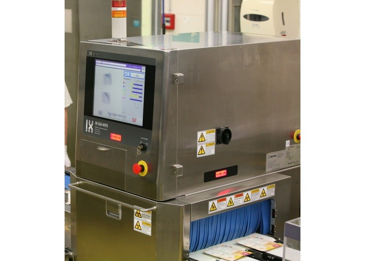 Customised Weighing and Quality Control for Individual Packet Soups