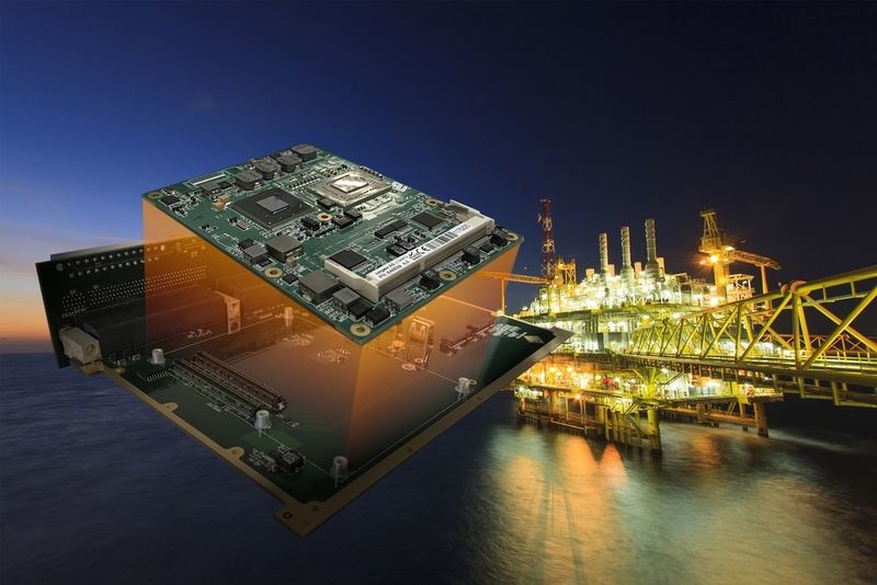 congatec presents New Embedded Edge Server Technologies for the Energy Sector