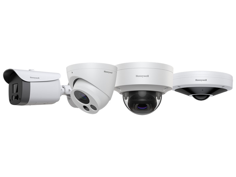Honeywell Launches 30 Series IP Cameras To Improve Data and Video Protection