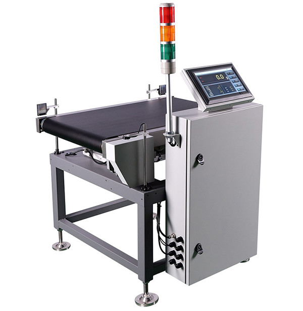 Ali Express Sorting Center - Checkweigher General Measure C101-15K Application