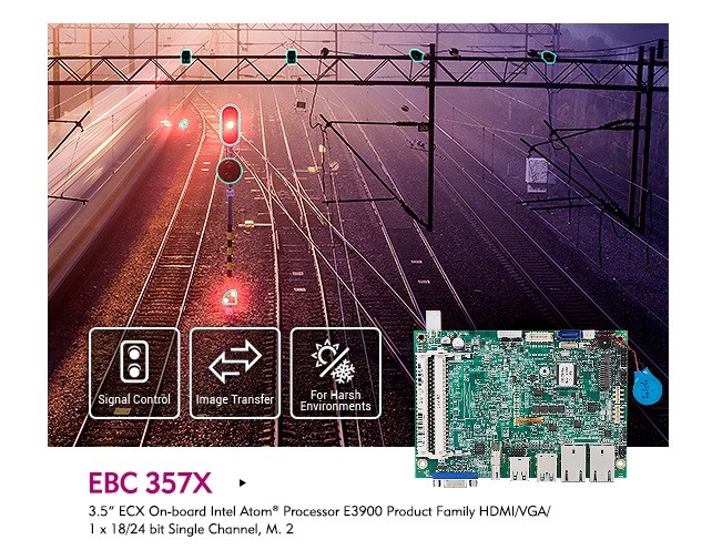 "Enjoy Superior Graphic Output and Low Power Usage with Enhanced EBC 357X 3.5"" Boards"